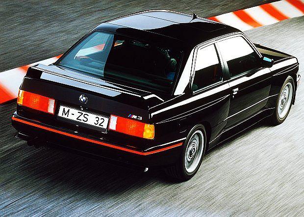 Historia M3 rozpoczęła się bardzo dobrze. E30 jest nawet dzisiaj wybitnym autem