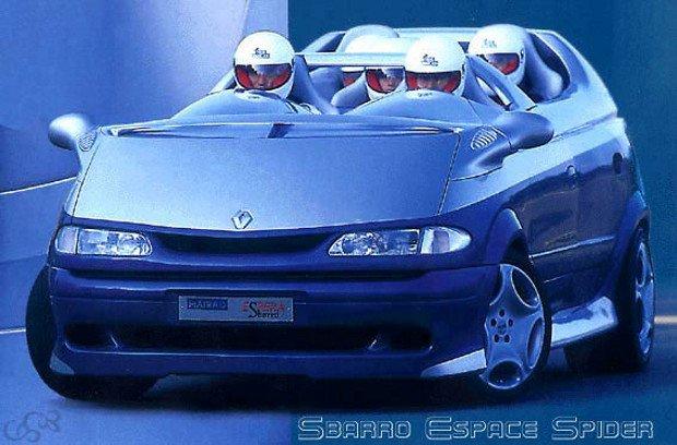 Franco Sbarro Espider Espace