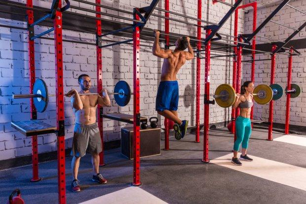 CrossFit łączy zalety treningu aerobowego z siłowym