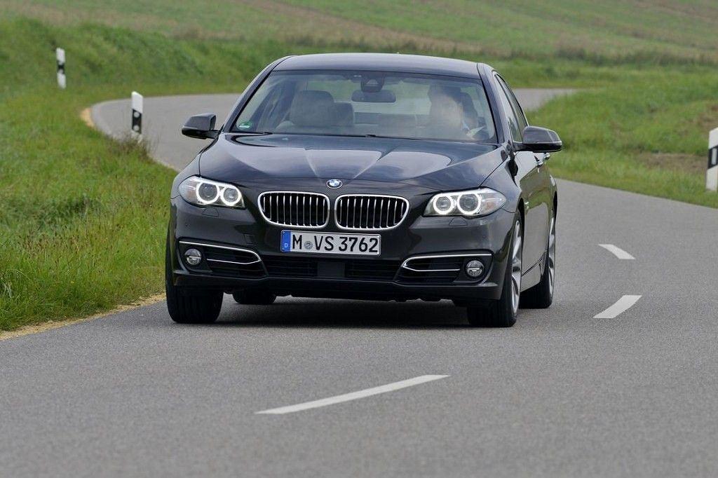 BMW serii 5 F10/