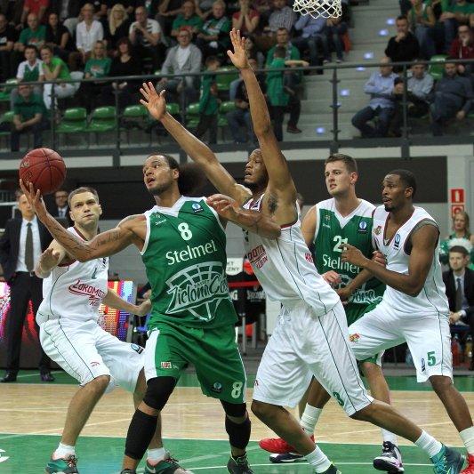 Stelmet Zielona Góra - Lokomotiv Kubań Krasnodar