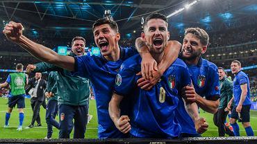 Euro 2020. Włosi szaleją po wygranej z Hiszpanią w półfinale