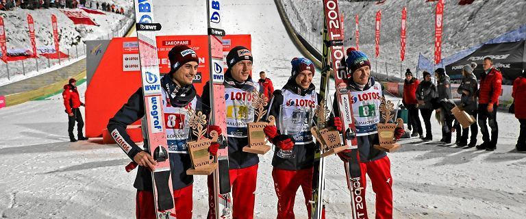 Skoki narciarskie. Klasyfikacja Pucharu Narodów. Polska odskakuje Niemcom