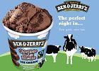 """Pyszne lody czekoladowe i subtelne nawiązanie do """"Two girls, one cup"""" - Zdjęcia"""