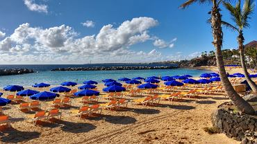 Wyspy Kanaryjskie Lanzarote - Playa Blanca