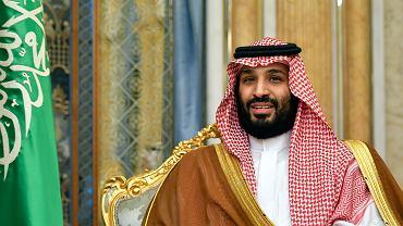 Mohammad ibn Salman ostrzega przed wzrostem ceny ropy