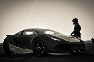 Arrinera Hussarya coraz bliżej | Testy aerodynamiki i układu jezdnego