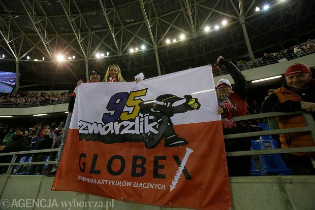 Zdjęcie numer 124 w galerii - Żużlowe Grand Prix w Toruniu. Zmarzlik mistrzem świata. Zobacz galerię zdjęć z toru i trybun
