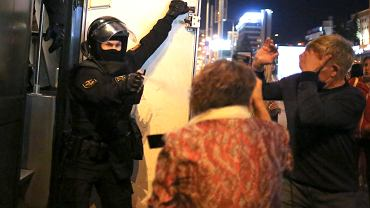 Protesty po zaprzysiężeniu Alaksandra Łukaszenki na prezydenta Białorusi