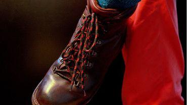 """Mimo swojej wagi i konstrukcji """"heavy duty"""", już po przejściu 100 kroków stwierdziłem, że buty te są niesamowicie wygodne"""