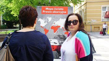 Zbieranie podpisów dla referendum w sprawie aborcji