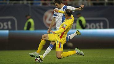 Rumunia - Finlandia 1:1. Kasper Hamalainen