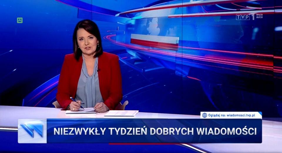 'Wiadomości' TVP 10.10.2019