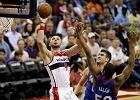 NBA. Problemy Wizards przed meczem z Heat