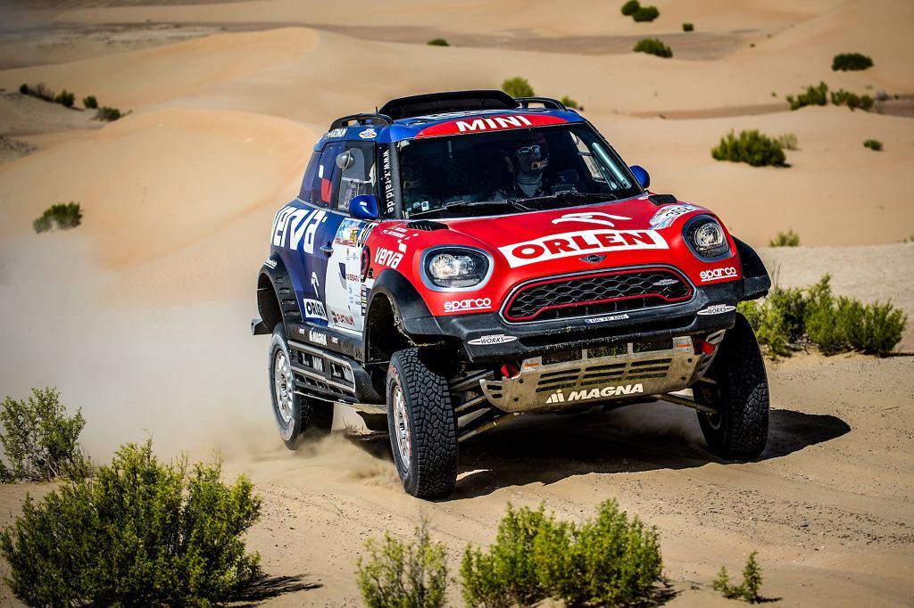 Abu Dhabi Desert Challenge