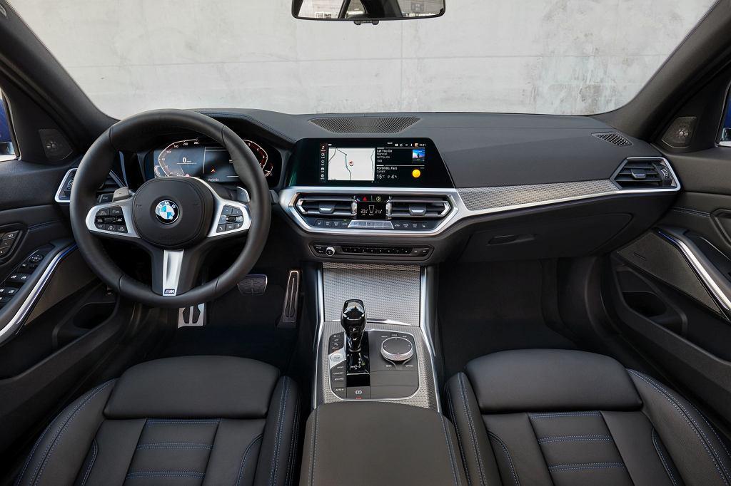 Nowe BMW 330i M Sport
