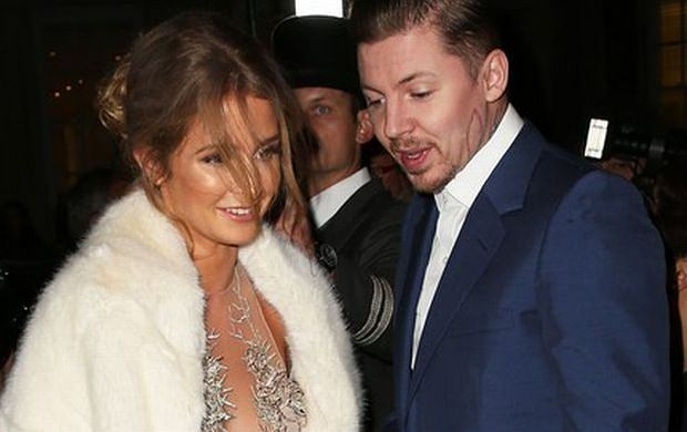 Millie Mackintosh i Professor Green