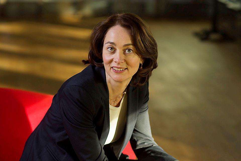 Katarina Barley, wiceprzewodnicząca Parlamentu Europejskiego.