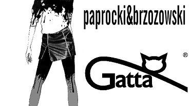 Rajstopy P&B dla marki Gatta