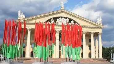 Białoruś. Mińsk