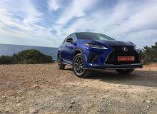 Lexus RX po faceliftingu - opinie Moto.pl. Pozory mylą