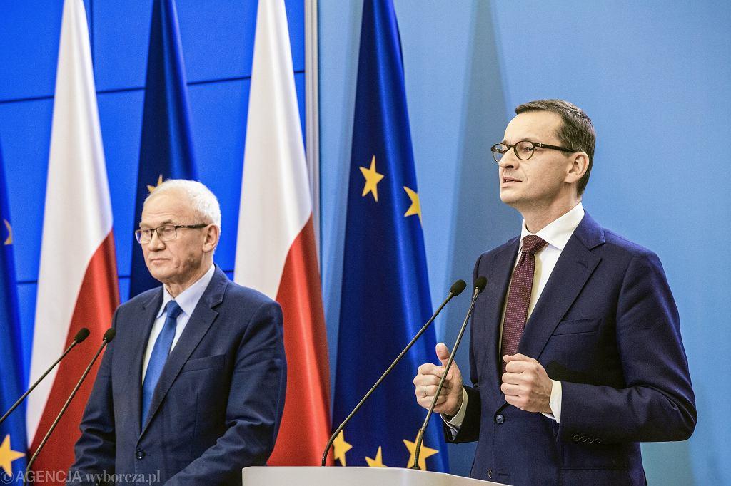 2Konferencja prasowa poswiecona energetyce w Polsce
