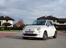 Opinie Moto.pl: Fiat 500 Collezione. Zostań z nami