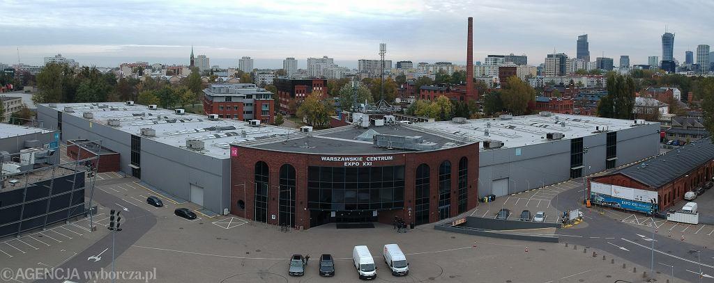 Wojsko Polskie zorganizuje szpital w hali EXPO w Warszawie