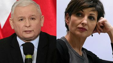Jarosław Kaczyński; Renata Kim