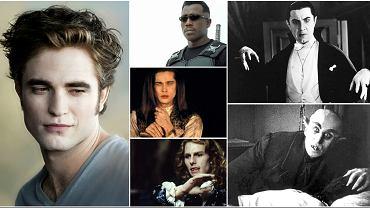 'Zmierch', 'Blade', 'Wywiad z wampirem', 'Dracula' i 'Nosferatu - symfonia grozy'