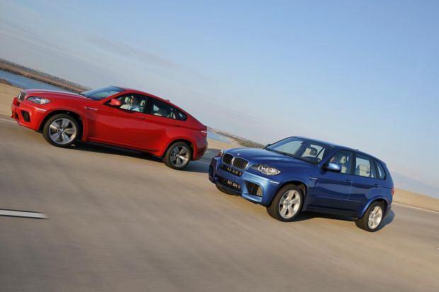 BMW X6M i X5M