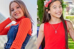 Carla z Francji i Melani z Hiszpanii - Eurowizja Junior 2019