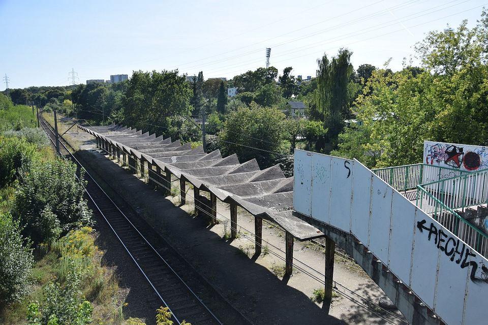 Wiata na przystanku kolejowym 'Szczecin Pogodno' będzie zabytkiem