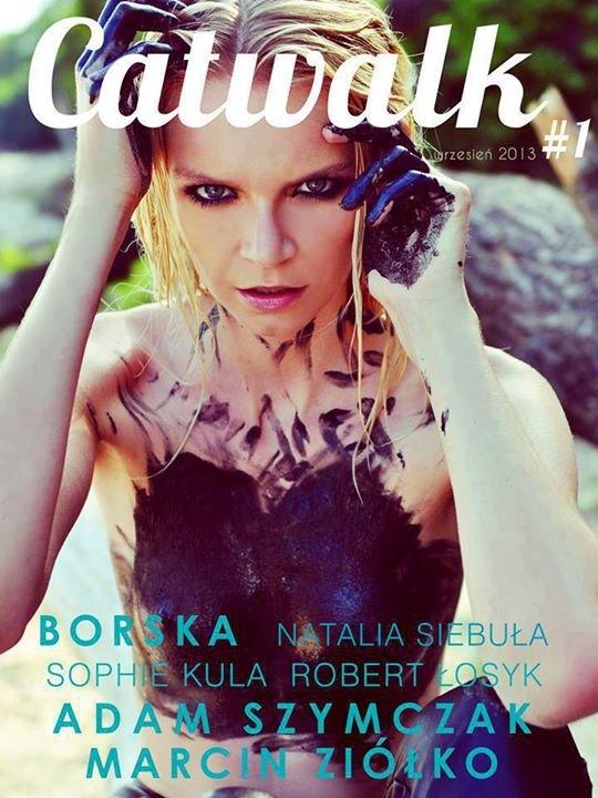 Tamara Subbotko w Catwalk