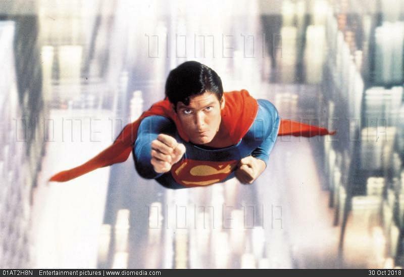 Kadr z filmu 'Superman' (1978)