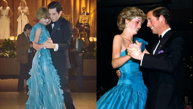 Księżna Diana i książę Karol w Australii