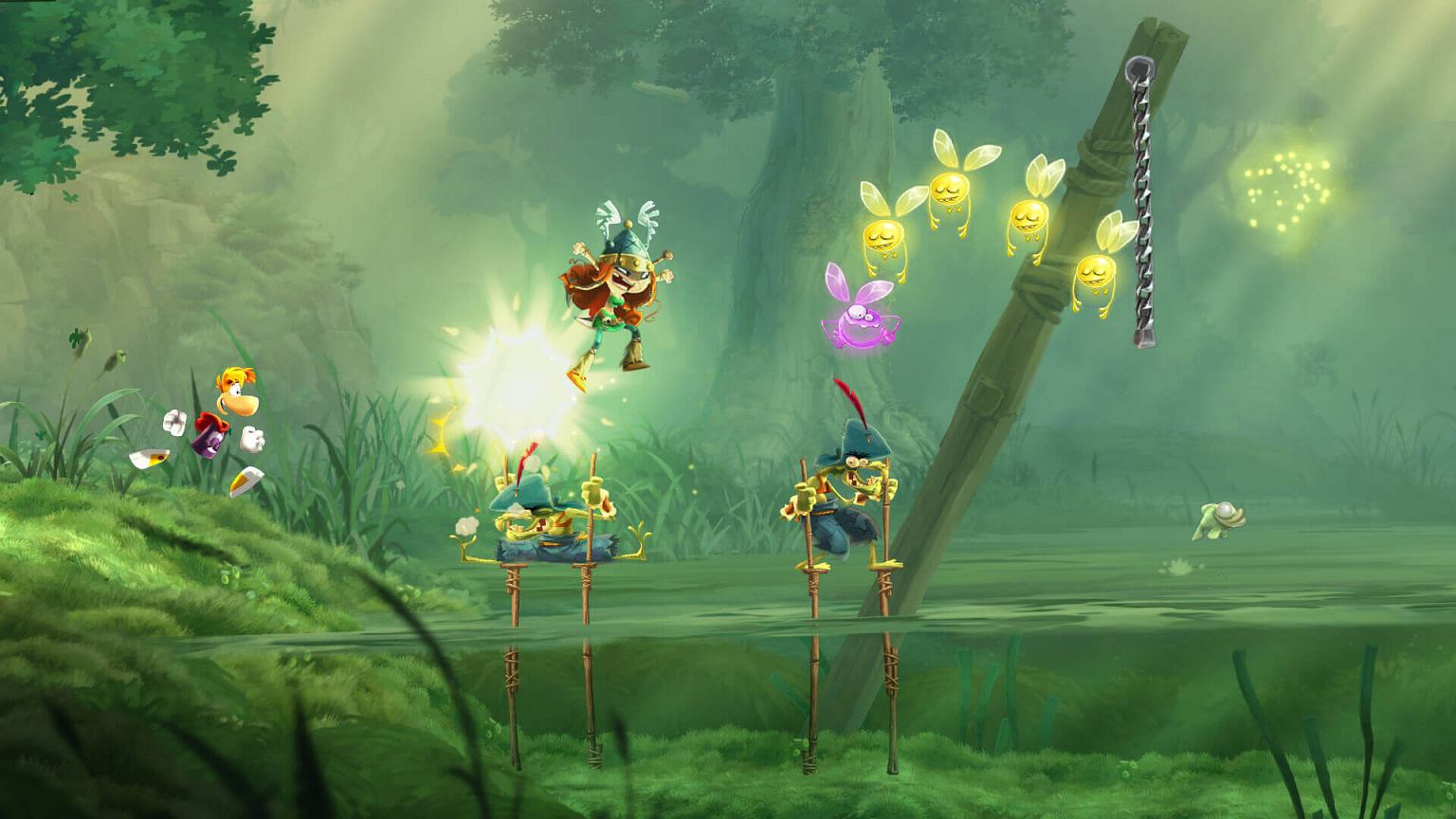 Rayman Legends za darmo od Ubisoft. Kolejne bezpłatne gry, nie tylko w Epic Games Store | Technologie na Next Gazeta