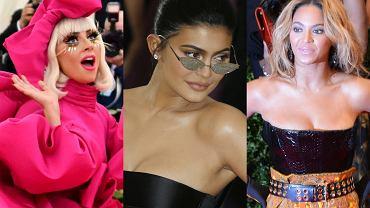 Kylie Jenner, Lady Gaga, Beyonce