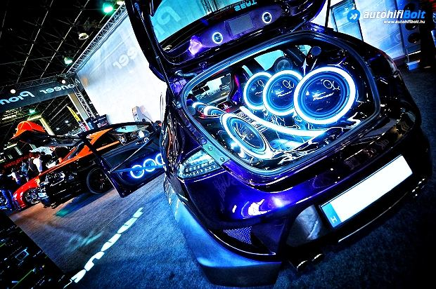 Uczestnicy Tuning Show 2013