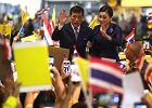 Tajlandczycy wciąż protestują. Żądają, by król utracjusz oddał fortunę narodowi