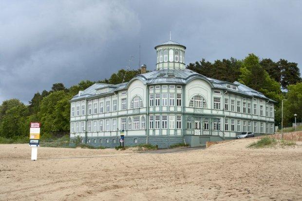 Dawne sanatorium E.Racene'a z 1911 roku/ Fot. Shutterstock