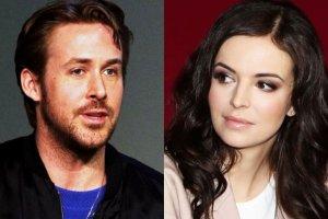 Ryan Gosling i Anna Wendzikowska