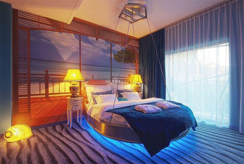 Apartament Niebieski - Hotel Lenart w Wieliczce