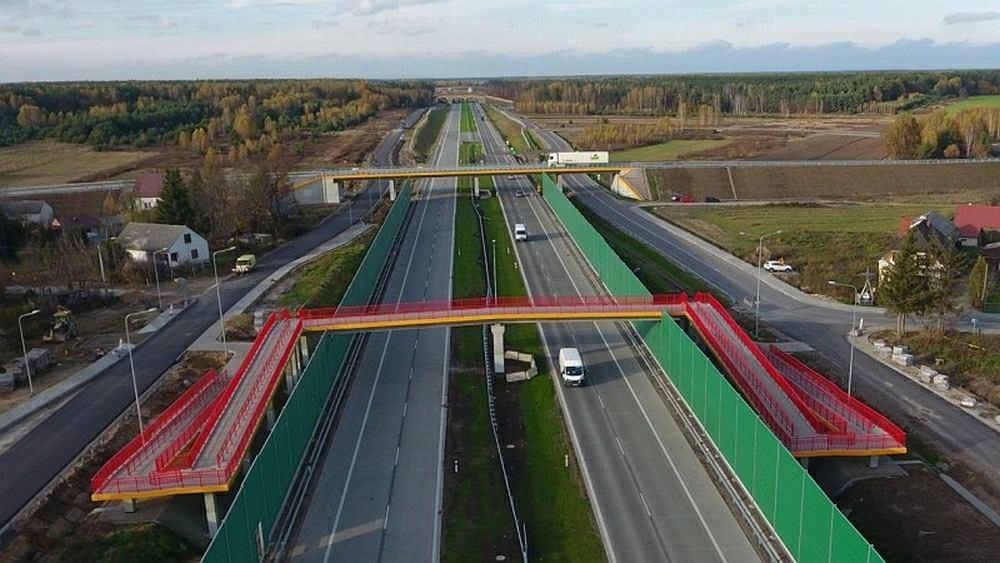 Odcinek S17/Fot.gddkia.gov.pl/