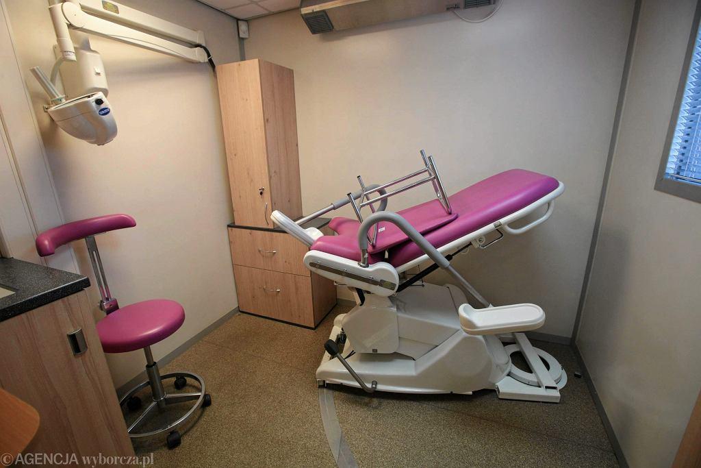 'Cytomamobus' do przeprowadzania mammografii i cytologii (zdjęcie ilustracyjne)