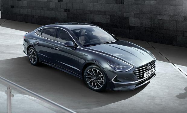 Nowy Hyundai Sonata - Koreańczycy nie zapominają o klasie średniej
