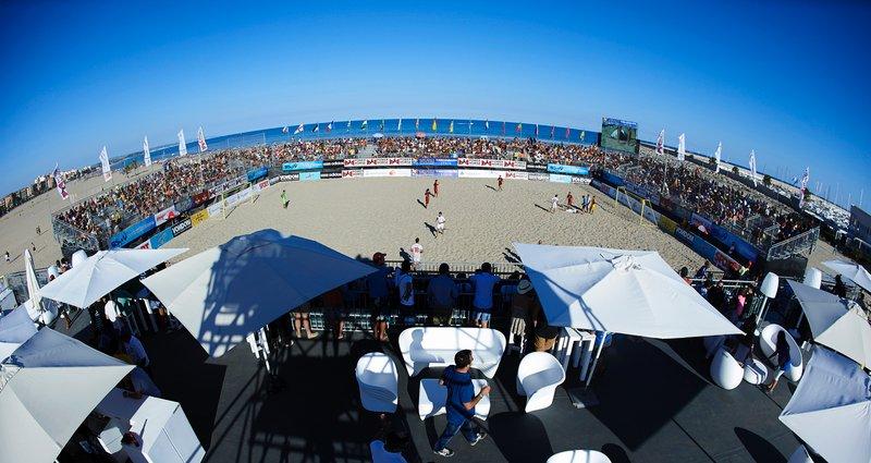 Europejska Liga Beach Soccera