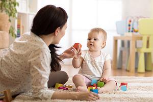 Zabawy z rocznym dzieckiem - w co się bawić z rocznym dzieckiem?