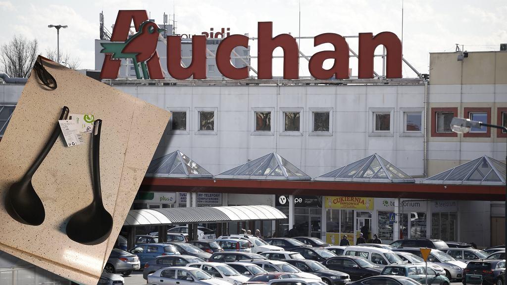 Auchan, szkodliwa dla zdrowia chochla