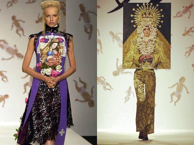 Spring/Summer 2002 - Virgin Mary Wears The Trousers Arkadius